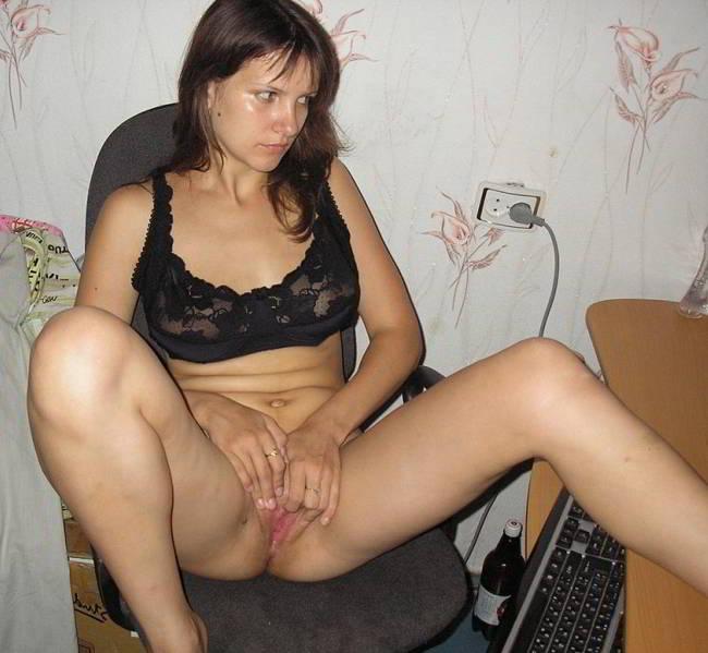 жена дрочила пизду